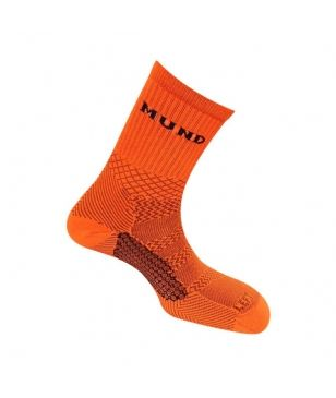 Mund Fahrradsocken Bike Orange Unisex