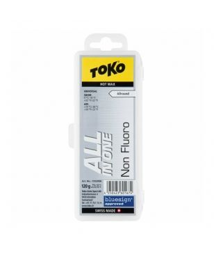 Fart Toko All-in-one Hot Wax 120g Transparent Mixtes