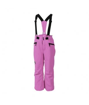 Pantalon Ski Color Kids Sanglo Rose Filles