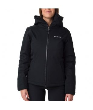 Columbia Isolierende Jacke Windgates Insulated Schwarz Damen