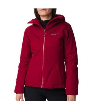 Veste Isolante Columbia Windgates Insulated Rouge Femmes