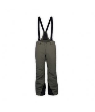 Boulder Gear Skihose Dispatch Removeable Grün Herren