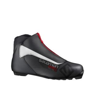 Chaussures Ski De Fond Salomon Escape 5 Prolink Noir Mixtes