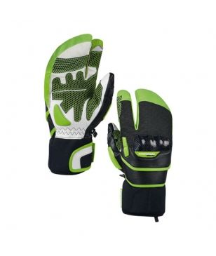 Gants Ski Komperdell Race Lobster Noir Mixtes