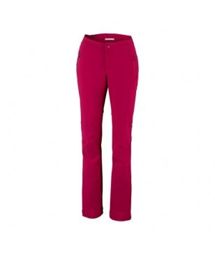Pantalon Softshell Chaud Columbia Back Beauty Passo Alto Heat Rose Femmes