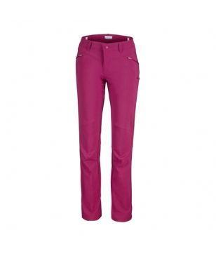 Pantalon Trekking Court Columbia Peak to Point Rose Femmes