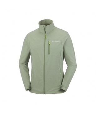 Veste Softshell Columbia Heather Canyon Vert Heather Hommes