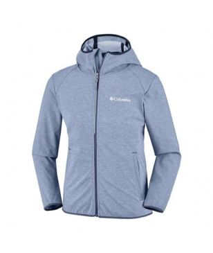 Veste Softshell Columbia Heather Canyon Bleu Enfants