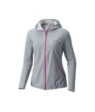 Veste Softshell Columbia Heather Canyon Gris Femmes