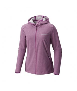 Columbia Softshell Jacke Heather Canyon Violett Damen