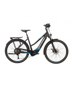 Corratec E-Bike E-Power Sport 28 CX5 11S Trapez Schwarz Unisex