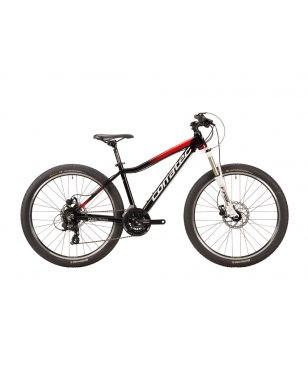 "Corratec Mountainbike X Vert Rock Team 26"" Schwarz Kinder"