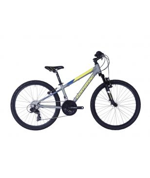"Corratec Mountainbike X Vert Teen 24"" Grau Kinder"