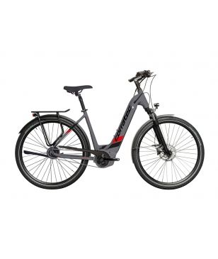 Corratec E-Bike E-Power Urban 28 P5 8S Grau Unisex
