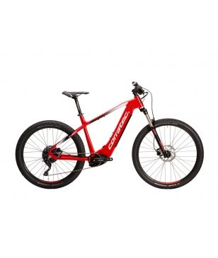 Corratec E-Mountainbike E-Power X Vert Race Gent Rot Unisex