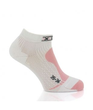 "Golfsocken X-SOCKS ""GOLF LADY PED Wpink"""