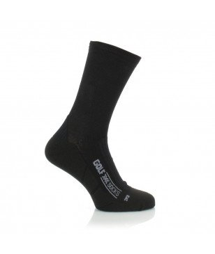 "Chaussettes de Golf X-SOCKS ""GOLF MAN MID CALF Black"""