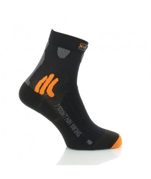 "Radsport Socken X-SOCKS ""MT BIKING SHORT"""