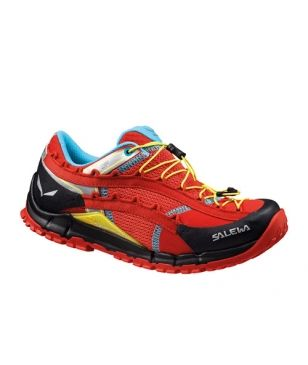 Chaussures Running Salewa WS Speed Ascent Rouge Mixtes