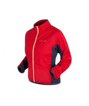 Veste Softshell Trimm Scale Rouge Femmes