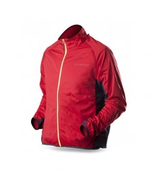 Veste Softshell Trimm Scale Rouge Hommes