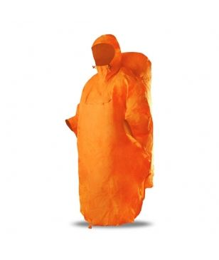 Trimm Poncho One Orange Unisex