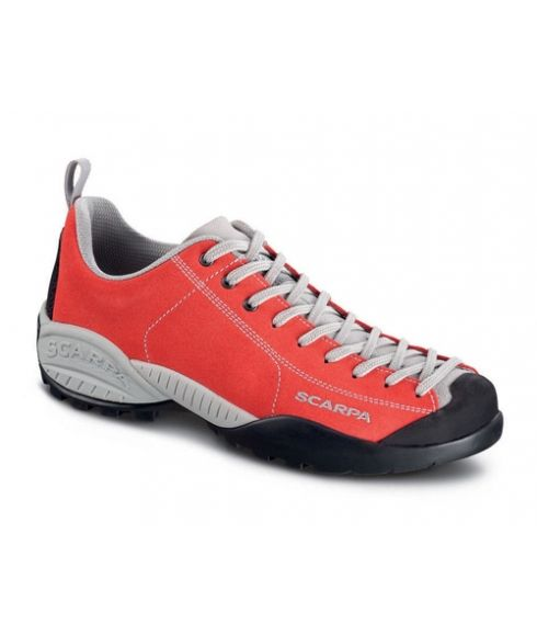 Chaussures Loisirs Scarpa Mojito Bright Red Rouge Mixtes