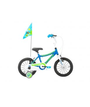 "Sprint Mountainbike Spunky Neon 14"" Sale Blau Kinder"