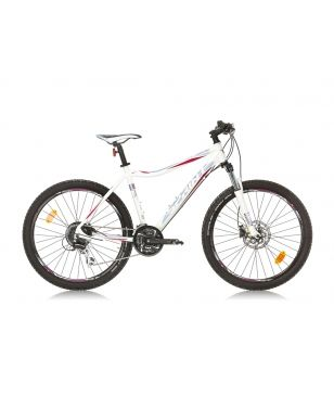"VTT Sprint Apolon Lady Sale 26"" Gris Blanc Femmes"
