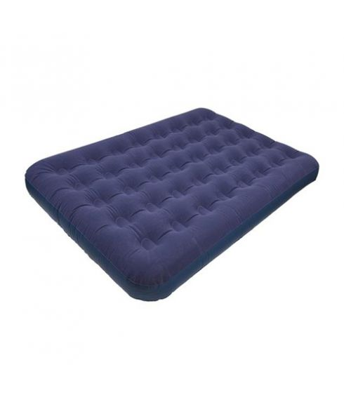 Matelas Gonflable Summit Luxury Double Airbed Bleu Mixtes