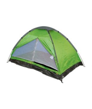Tente de Camping Summit Pinnacle Dome Tent 2 Personnes Vert Mixtes