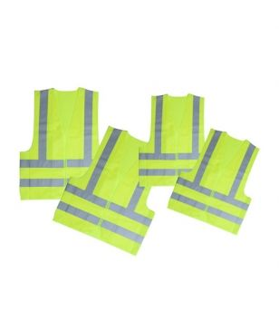Gilet de Sécurité Pack Family Summit Pursuit Jaune Mixtes