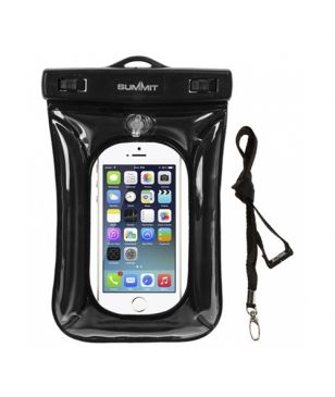 Protection Imperméable Portable Summit Sentinel IP68 Noir Mixtes
