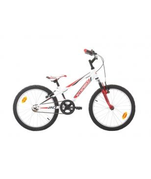 "Interbike Mountainbike Tommy 20"" Weiss Kinder"