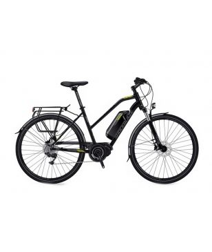 Shockblaze E-Bike Pulse Deore Schwarz Unisex