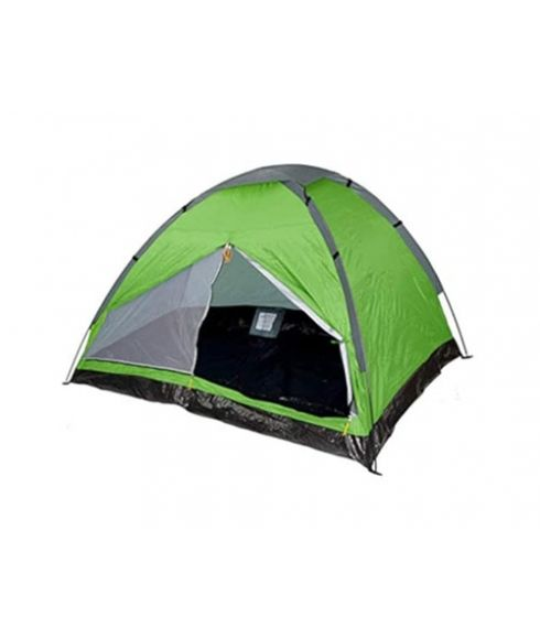 Tente de Camping Summit Pinnacle Dome Tent 4 Personnes Vert Mixtes