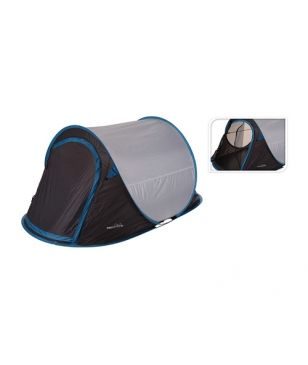Tente de Camping Pop Up Redcliffs 2 Personnes Bleu Mixtes
