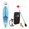 Paddle Set F2 Freedom Blanc Bleu Mixtes