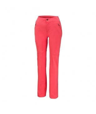 Pantalon Softshell Columbia Passo Alto Orange Femmes
