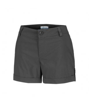 Short Trekking Columbia Firwood Camp Noir Femmes