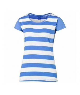 T-Shirt Columbia Willamette Valley Bleu Femmes