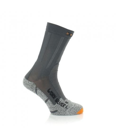 "Socken X-SOCKS ""WORK SILVER LIGHT"""