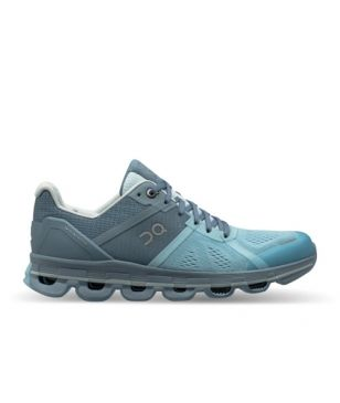 On Runningschuhe Cloudace Blau Damen
