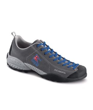Chaussures Loisirs Scarpa Mojito For Nepal Gris Mixtes