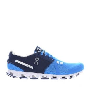 On Runningschuhe Cloud Malibu Blau Herren