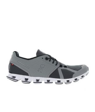 On Runningschuhe Cloud W Slate Grau Damen