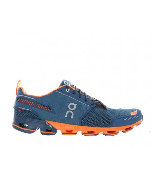 Chaussures Running On Cloudflyer Storm Orange Hommes