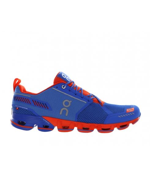 Chaussures Running On Cloudflyer Water Bleu Hommes