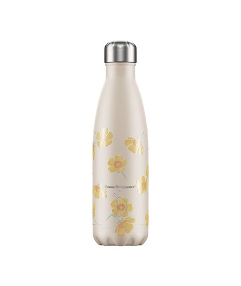 Gourde Isotherme Chilly's Emma Bridgewater Buttercups 0.5L Jaune Mixtes