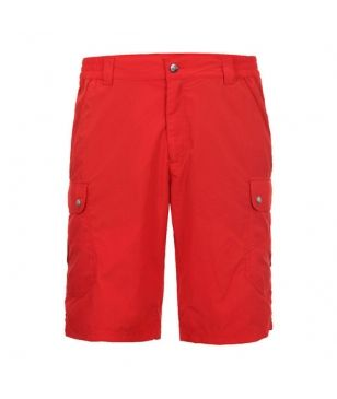 Short Trekking Icepeak Anzio Orange Hommes